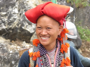 sapa local gorgeous smile